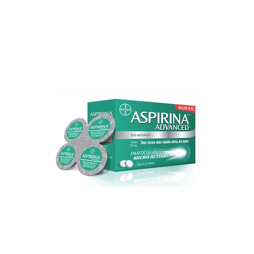 ASPIRINA ADVANCED C/20 TABS